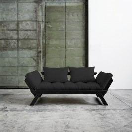 Variabilní pohovka Karup Design Bebop Black/Dark Grey