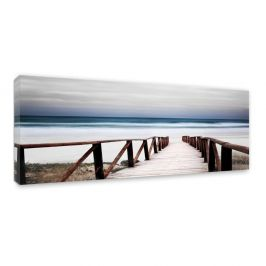 Obraz Styler Canvas Sand Alba, 60 x 150 cm