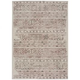 Béžový koberec vhodný i na ven Universal Bilma Beige, 140 x 200 cm