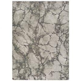 Šedý koberec Universal Contour Grey, 120 x 170 cm