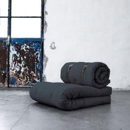 Variabilní křeslo Karup Design Buckle Up Dark Grey