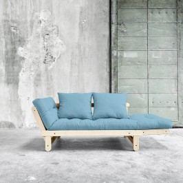 Variabilní pohovka Karup Design Beat Natural Clear/Light Blue