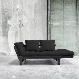 Variabilní pohovka Karup Design Beat Black/Dark Grey