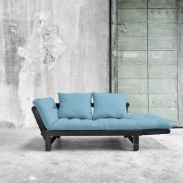 Variabilní pohovka Karup Design Beat Black/Light Blue