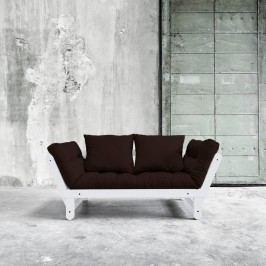 Variabilní pohovka Karup Design Beat White/Brown