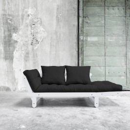 Variabilní pohovka Karup Design Beat White/Dark Grey