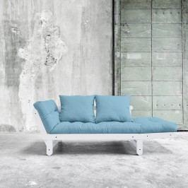 Variabilní pohovka Karup Design Beat White/Light Blue