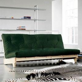 Variabilní pohovka Karup Design Fresh Natural Clear/Dark Green