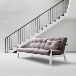 Variabilní pohovka Karup Design Poetry White/Grey