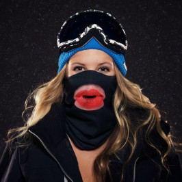 Lyžařská maska Beardo Kiss Lips
