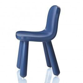 Modrá židle Magis Still