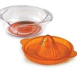 Oranžový odšťavňovač Snips Citrus Juicer