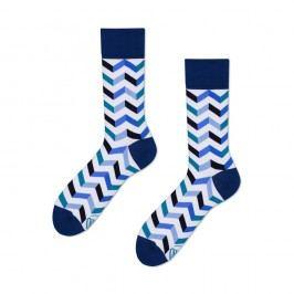 Ponožky Many Mornings Zig Zag Frosty,vel.43/46