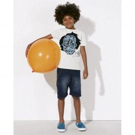 Dětské tričko s krátkým rukávem KlokArt Lebkoun, pro 7-8 let