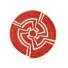 Ručně pletená podložka pod horké nádoby All across Africa Opeyemi,ø25,4cm