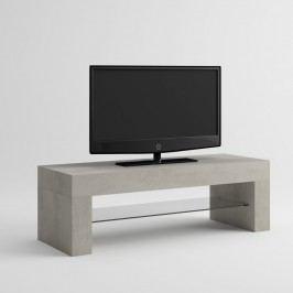 TV stolek v dekoru betonu MobiliFiver Evo