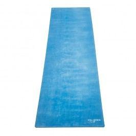 Modrá podložka na jógu Yoga Design Lab Combo Mat Aegean,1,8kg