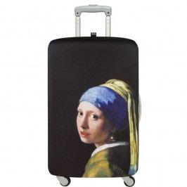 Obal na kufr LOQI Girls With A Pearl