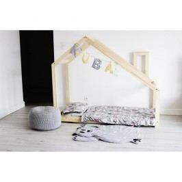 Dětská postel s vyvýšenými nohami Benlemi Deny,80x160cm,výška nohou20cm