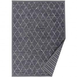 Šedý vzorovaný oboustranný koberec Narma Vao, 160 x 230cm