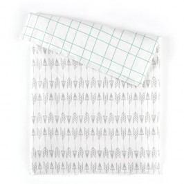 Oboustranný povlak na peřinu Roomblush Baby Arrows,100x140cm