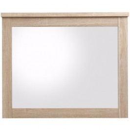 Zrcadlo s rámem v barvě dubového dřeva Støraa Hector