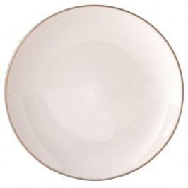 Béžový dezertní talíř Price & Kensington Cosmos, 20 cm