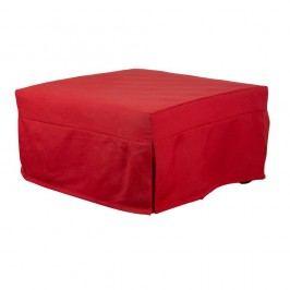 Červený puf 13Casa Evo