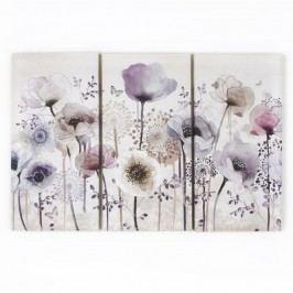 Vícedílný obraz Graham & Brown Classic Poppy Obrazy, rámy atabule