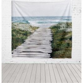 Tapisérie z mikrovlákna Really Nice Things Beach Way, 140 x 140 cm