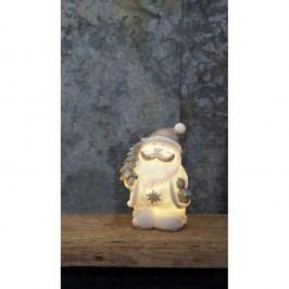 Svítící LED dekorace Best Season Figure Buddy Snowman