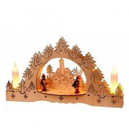 Svítící dekorace Best Season Merry Time