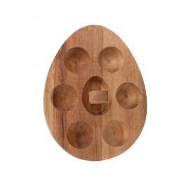 Dřevěný stojánek na vajíčka Creative Tops Feather Lane