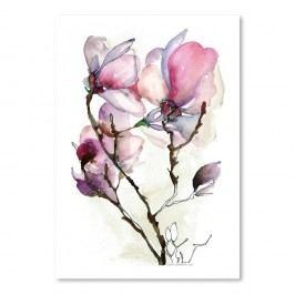 Plakát Magnolia III,30x42cm Obrazy, rámy atabule