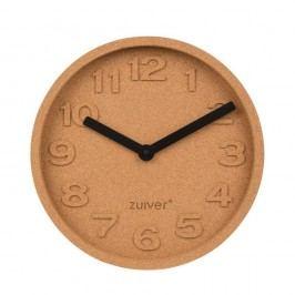 Korkové nástěnné hodiny Zuiver Cork