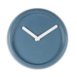Šedé nástěnné keramické hodiny Zuiver Ceramic Hodiny abudíky