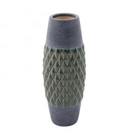 Keramická váza Zuiver Nito Moss, výška35,5cm