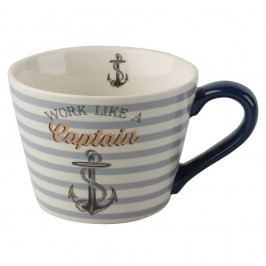 Porcelánový hrnek Creative Tops Captain Pirate, 450 ml