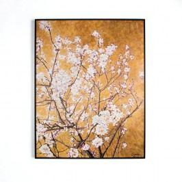 Ručně malovaný obraz Graham & Brown Blossom,70x90cm Obrazy, rámy atabule
