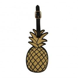 Jmenovka na kufr Sass & Belle Pineapple
