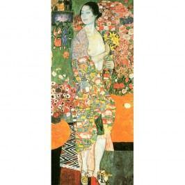Reprodukce obrazu Gustav Klimt - The Dancer, 70x30cm