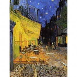 Reprodukce obrazu Vincenta van Gogha - Cafe Terrace, 60x45cm