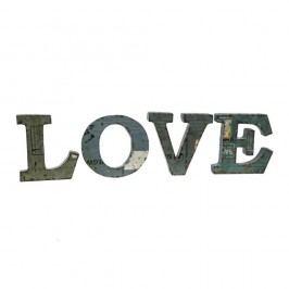 Dekorativní nápis na zeď Novita Love