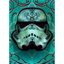Nástěnná cedule Masked Troopers - Inked Obrazy, rámy atabule