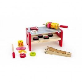 Dřevěná hrací sada Legler Skewer