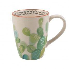 Keramický hrnek s motivem kaktusu Creative Tops, 450 ml