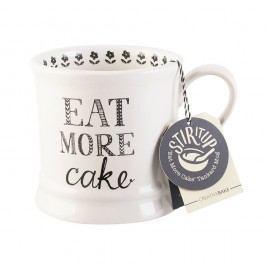 Keramický hrnek Creative Tops More Cake, 280 ml Vášnivá kuchařka