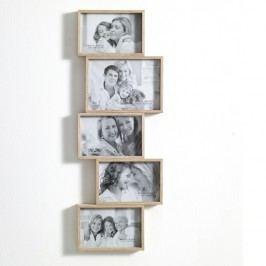 Nástěnný fotorámeček na 5 fotografií Random Obrazy, rámy atabule