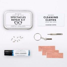 Sada na čištění a opravu brýlí Men's Society