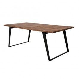 Jídelní stůl ze dřeva sheesham Canett Oshawa